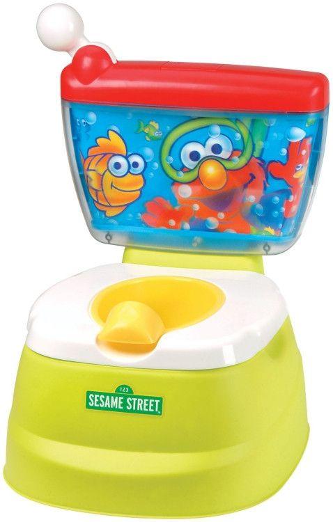 Elmo Adventure Potty Chair