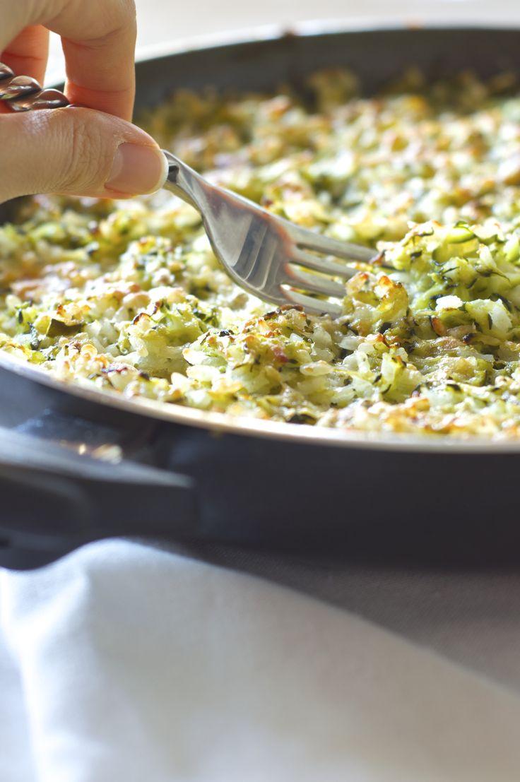 Tian di riso e zucchine di Julia Child http://lapanciadellupo.blogspot.it/2014/09/tian-di-riso-e-zucchine-di-julia-child.html