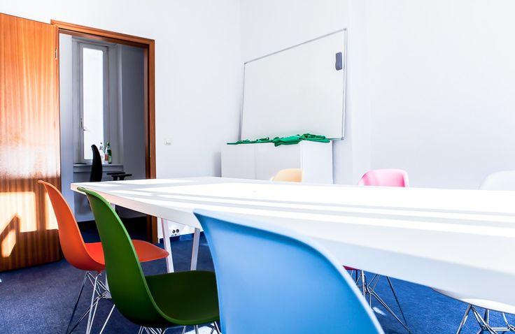 Have a glance inside of Helpling's Berlin Office. #officedropin