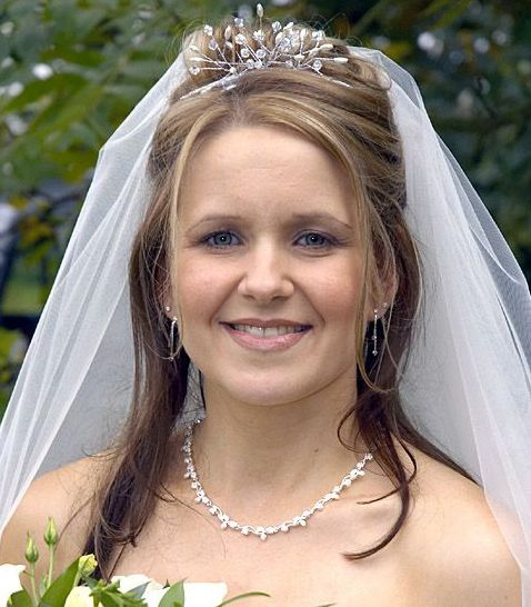 Wedding Hair Up With Veil: 1000+ Images About Wedding Hair Ideas On Pinterest