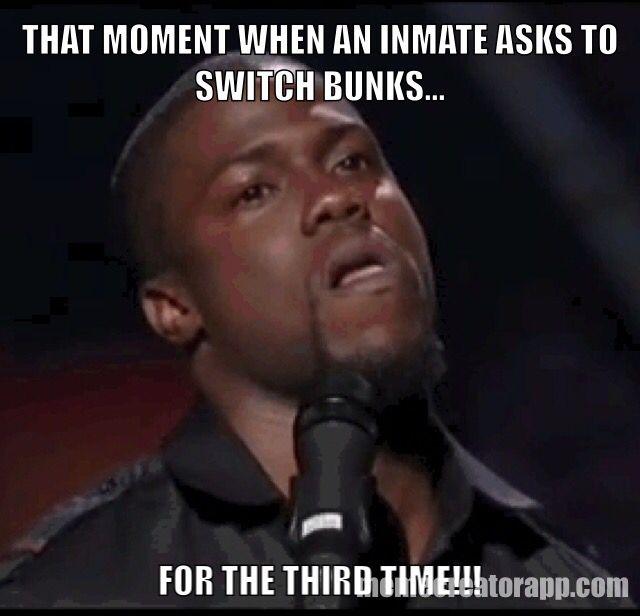 Detention Officer humor