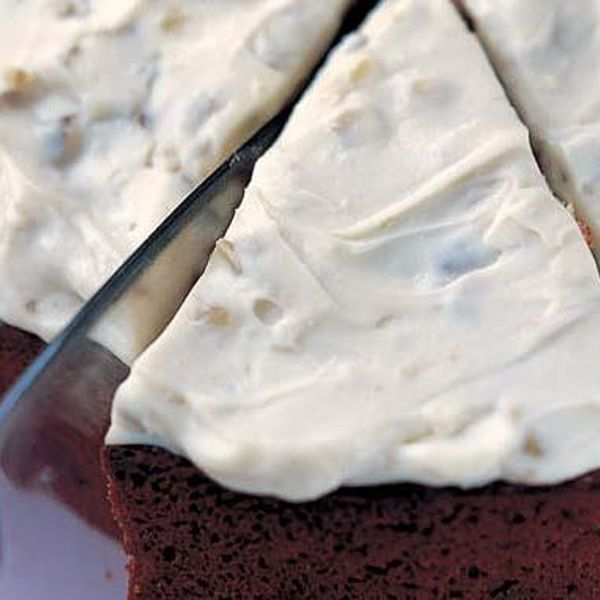 Mary Berry's Carrot Cake with Mascarpone Topping