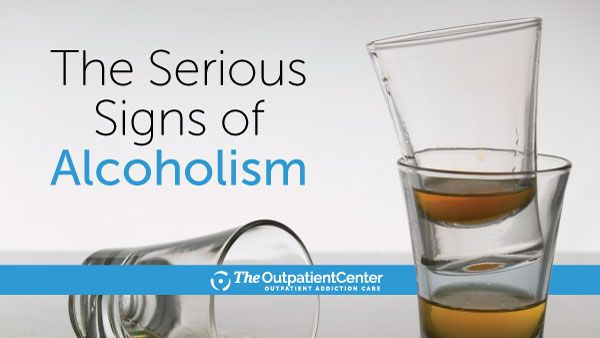 In the past few weeks we have defined alcoholism, and looked at the stages of alcoholism, but what are some of the warning signs that alcoholism is developing?