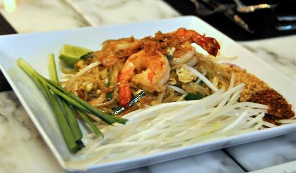 Thai Food offers a well balanced diet. At Hong Kong's Greyhound Café we serve the best and freshest. More Thai Food Online  #greyhound #hk #dining