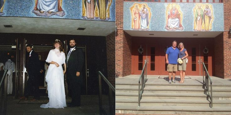 Then-And-Now Photos Of 19 Couples Will Make You Believe In Lasting Love