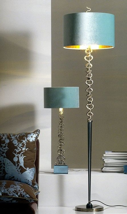 Special order design chromed bronze pewter art floor lamp partner table lamps wall lights chandeliers available