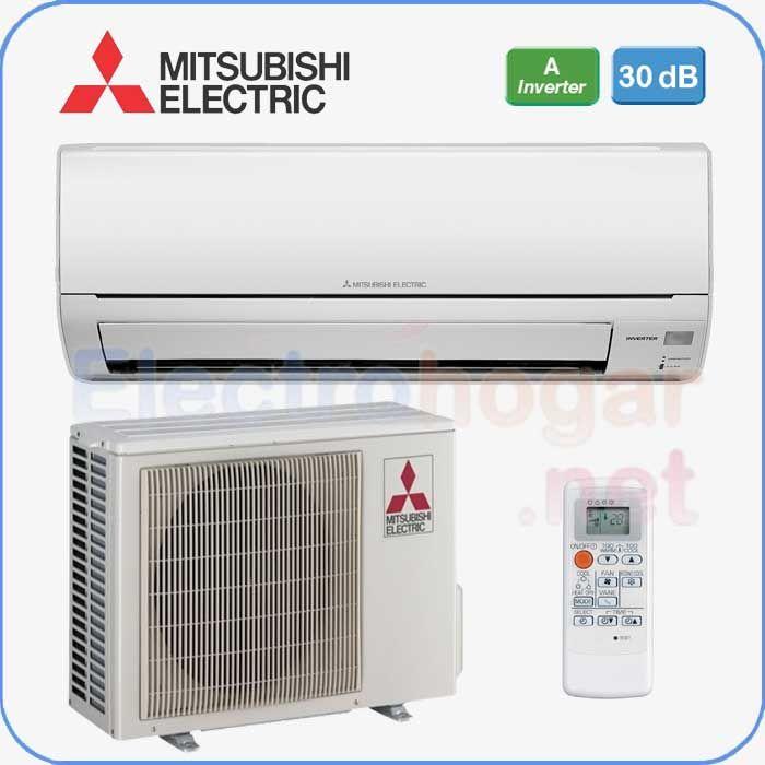 Aire acondicionado inverter Mitsubishi Electric MSZ-HJ50VA 4300Frig. -