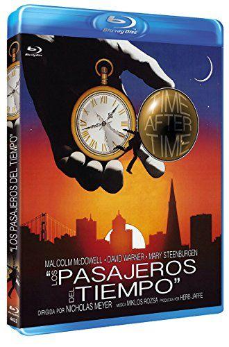 Los Pasajeros del Tiempo BD 1979 Time After Time [Blu-ray] #Pasajeros #Tiempo #Time #After #[Blu #ray]