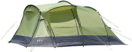 XL Familienzelt großes stabiles 5 Personenzelt - viel Schlafplatz und extra Vorzelt Schnellaufbauzelt - Das Familienzelt ist das perfekte Zelt für einen Familienausflug. Die 4,80 Meter Länge, 3,80 Meter Breite und die 2,15 Meter Höhe liefern besten Komfort auch bei maximaler Personenkapazität. Die leicht abgetrennte Schlafkabine bietet bis zu 5 Schlafsäcke Raum. Mit seinem kleinen Packmaß von 67x35x31cm ist es leicht zu transportieren und passt in jedes Auto. Im Falle von Regen besitzt das…