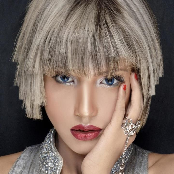 38 Best Grey Yes Images On Pinterest Grey Hair Pixie Cuts And