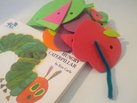 And Next Comes L: The Very Hungry Caterpillar Foam Play Set