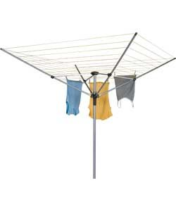 Buy 45m 4-Arm Outdoor Rotary Airer at Argos.co.uk, visit Argos.co.uk to shop online for Washing lines and airers