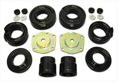 2007 JEEP GRAND CHEROKEE (WK) Tuff Country 2 Inch EZ-Ride Lift Kit: Tuff Country 2 Inch Lift Kit 42002 Fits 2005 to… #TruckParts #JeepParts
