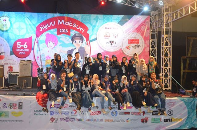 Thanks! Kalian Super! 12 ~ Twelve: Jiyuu Matsuri 2016 (Crew's Point of View)