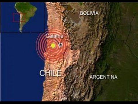 Terremotos y sismos en chile: Sepa por qué hay tantos terremotos  en Chile