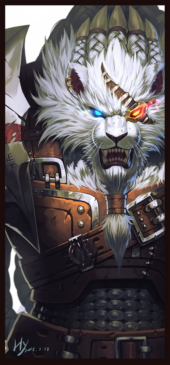 Rengar what a beast ah ah see what i did there                              …