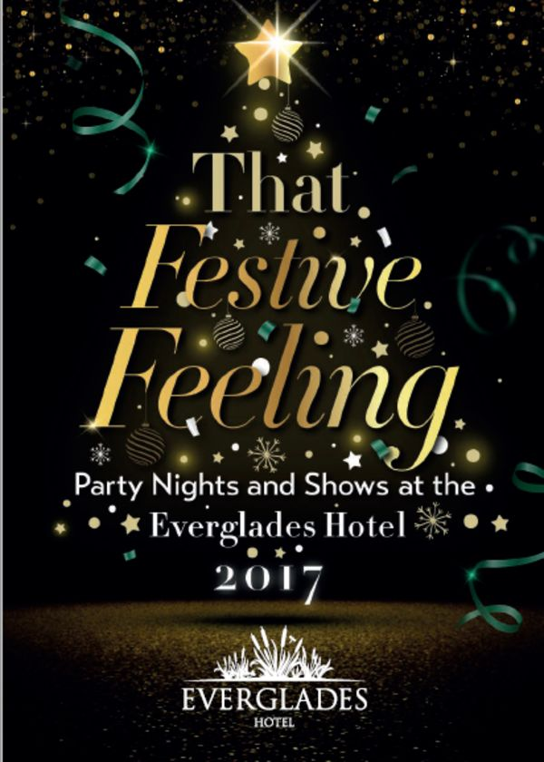 How would you like a table of 10 at the Everglades Hotel's Christmas Party night on 8th December? Bid now - all bids accepted with the proceeds going to the Mid Ulster Dementia Support Group.  Details at https://whatsonni.com/event/39031-charity-auction/everglades-hotel?utm_content=bufferad362&utm_medium=social&utm_source=pinterest.com&utm_campaign=buffer