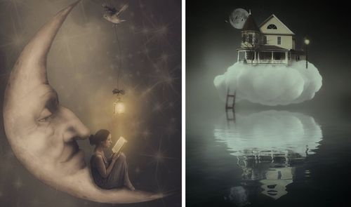 Surrealism Photography by Cristina