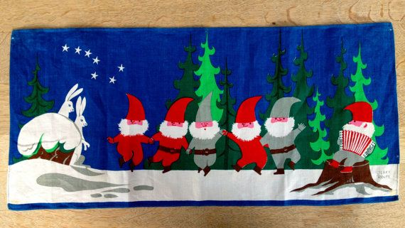 JERRY ROUPE Swedish Christmas Elves
