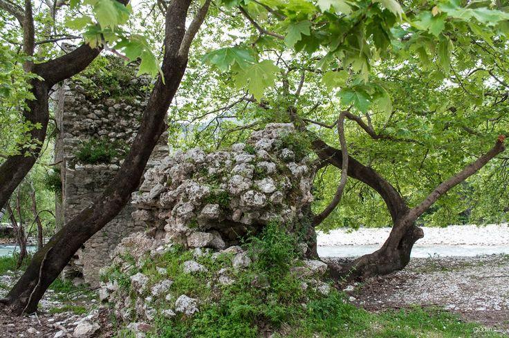 Acheron Springs - The Old Bridge (Paliogefyro)