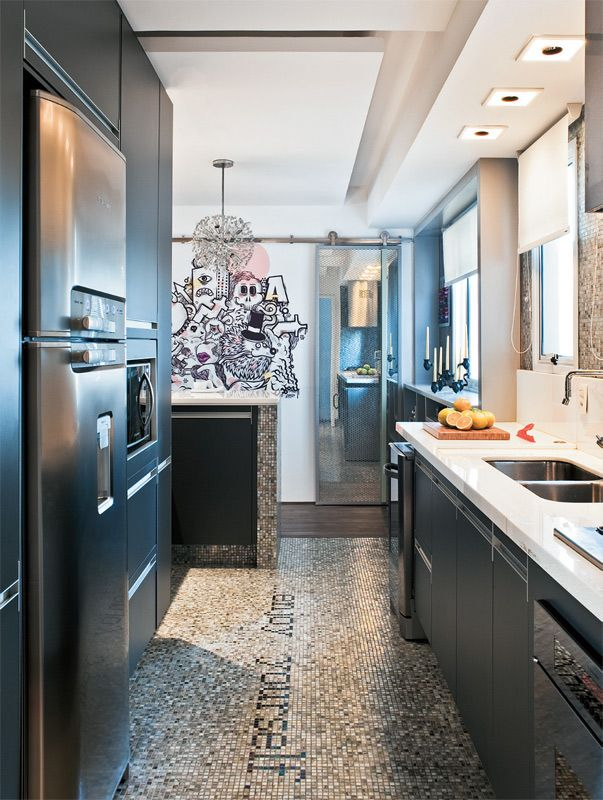 10 besten cozinhas Bilder auf Pinterest   Kleine küchen, Cob haus ...