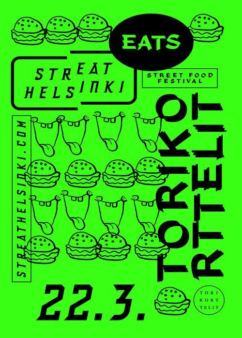 Streat Helsinki Eats