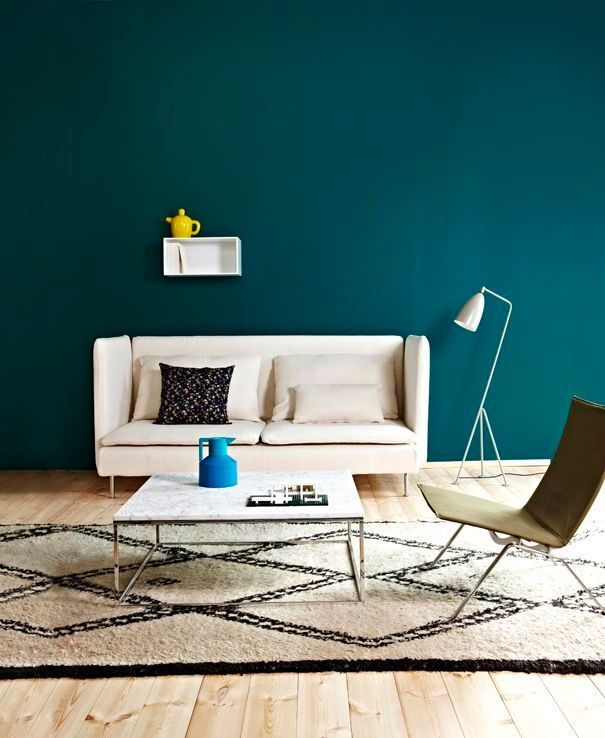 a color trend we can't get over: teal.