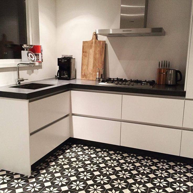 Portugese tegels keuken sirius black reverse
