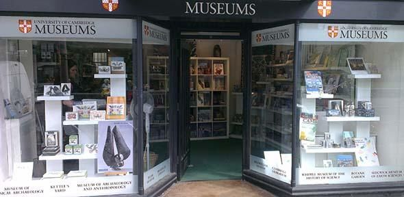 Museums and collections shop