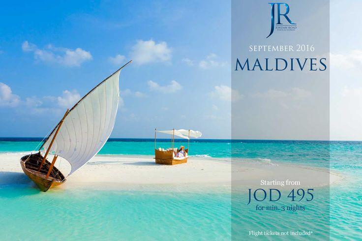#Maldives #Travel #Jordan_Road #Honeymoon #Sea #Beach