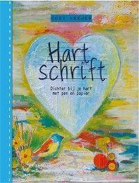 Hartschrift - Coby Kremer. Omslag ontwerp: By Kris