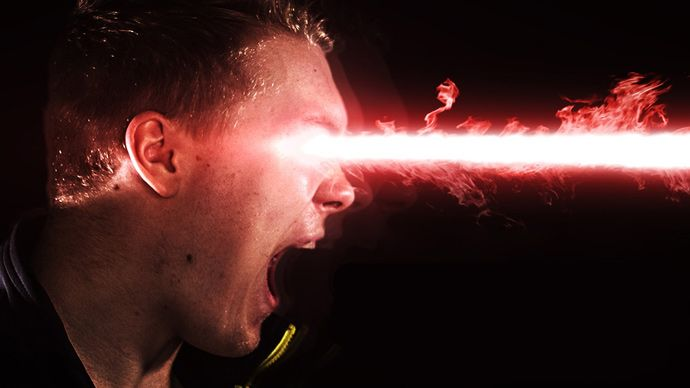 After Effects – Creating an Ultimate Heat Vision Effect Tutorial