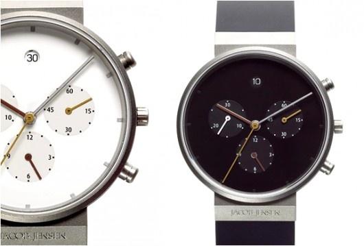 Minimalist Watch by Jacob Jensen