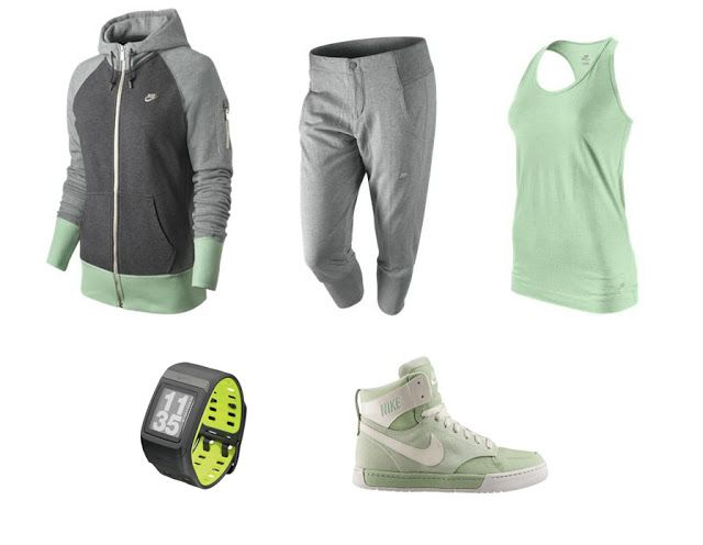 Fashion para ir al gimnasio... ¿sí o no? / Fashion for the gym... yes or not?