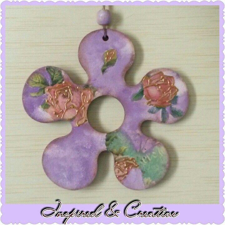 Just purple....