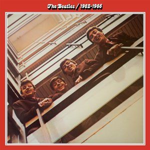 Parking structure???  The Beatles ::: The Red Album