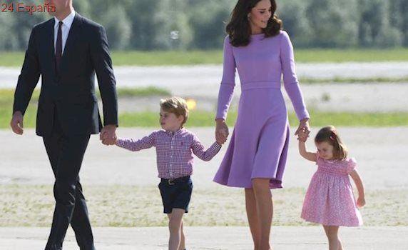 Una ex directiva del British Council, a juicio tras ser despedida por sus comentarios sobre el príncipe Jorge en Facebook