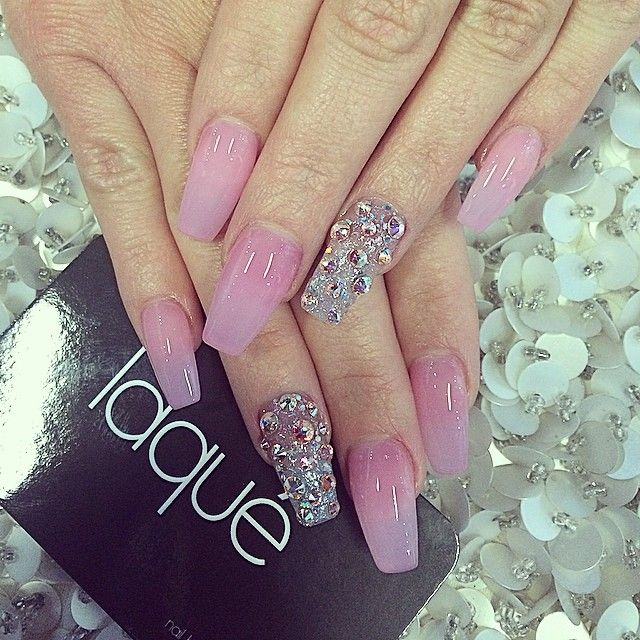 Baby pink... I'm luvin it