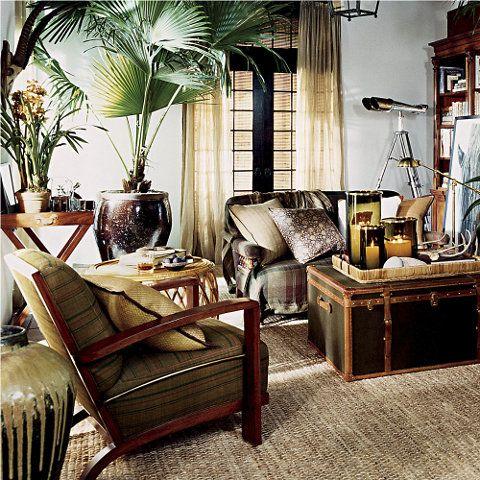 salon w stylu kolonialnym powrt do xix wieku