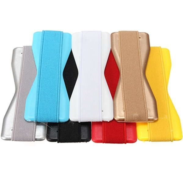 Universal Finger Grip Selfie Strap Phone Holder for Mobile Phone Tablets via Wizpatch. Click on the image to see more!