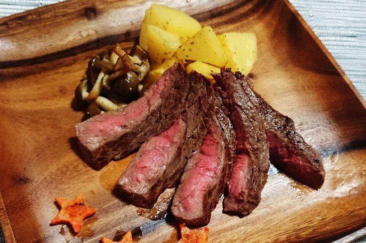 【シェフ直伝】398円の特売肉を極上のステーキに変える超簡単な4つのステップ