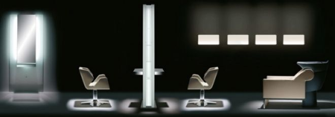 Glow Series - Salon Furniture Collections - Gamma & Bross