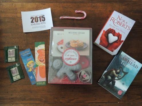 Une box de Décembre Thème : Noël