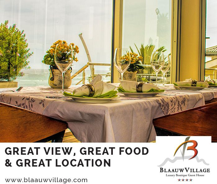 Views, comfort and convenience only at @blaauwvillagegh ! #greatViewgreatChoice #blouberg