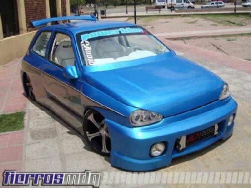 #TuningArgentino . Renault Clio