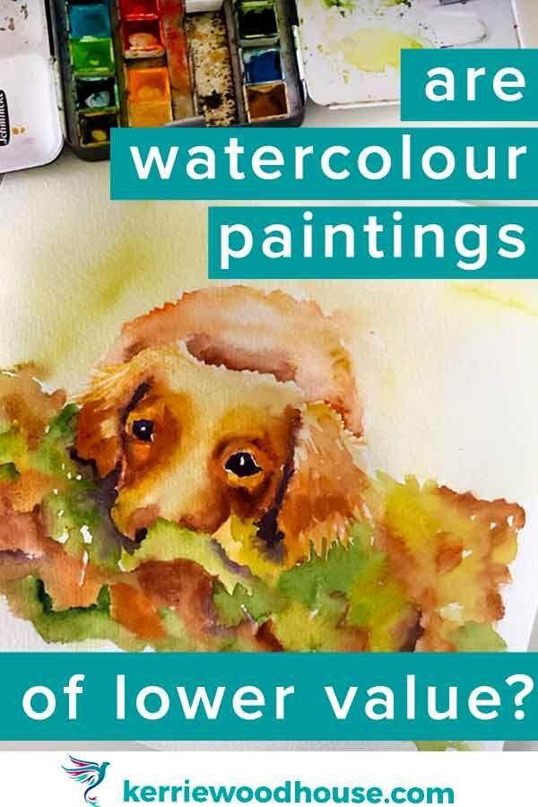 Is Watercolour The Best Painting Medium For Beginners Watercolor