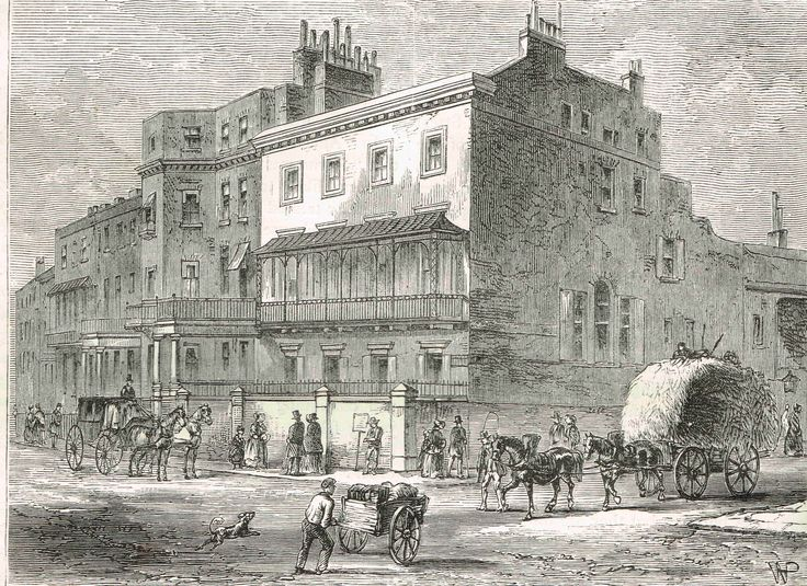 Gloucester House Piccadilly