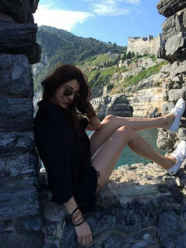 Anushka Sharma holidaying in Italy