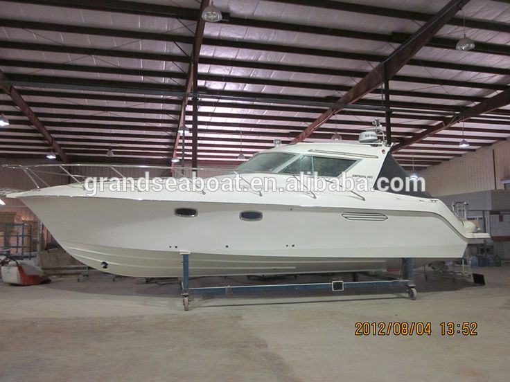 36ft /11m FRP Cabin Cruiser Boat/Yacht for sale with Inboard engine