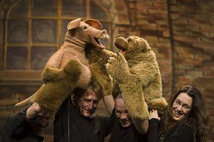 Jim Henson: Jim Henson's Puppet Improv at the Assembly Hall in Edinburgh